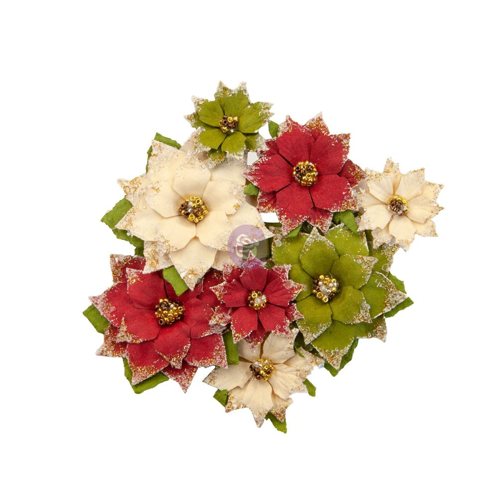 Christmas In The Country Flowers - Tidings