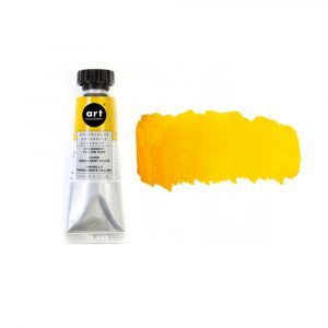 Art Philosophy® Artist Grade Watercolor Tubes - Yellow Ochre
