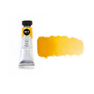 Art Philosophy® Artist Grade Watercolor Tubes - Permanent Yellow Deep