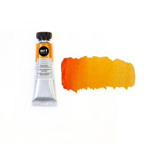 Art Philosophy® Artist Grade Watercolor Tubes - Permanent Yellow Orange