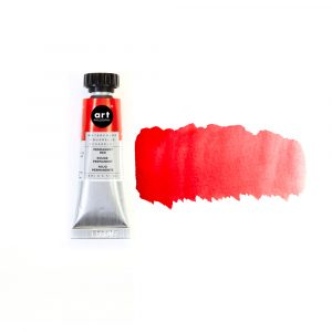 Art Philosophy® Artist Grade Watercolor Tubes - Permanent Red