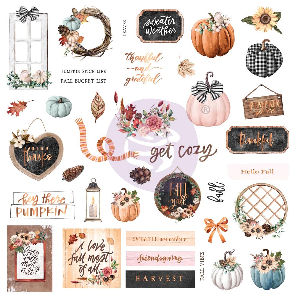 Pumpkin Spice II Unbekannt PRM Ephemera