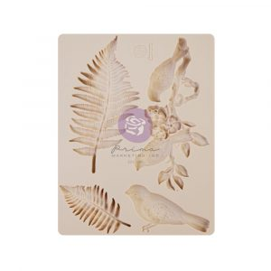 Nature Lover Collection Silicone Mould - 1 pc, 3.5x4.5 in