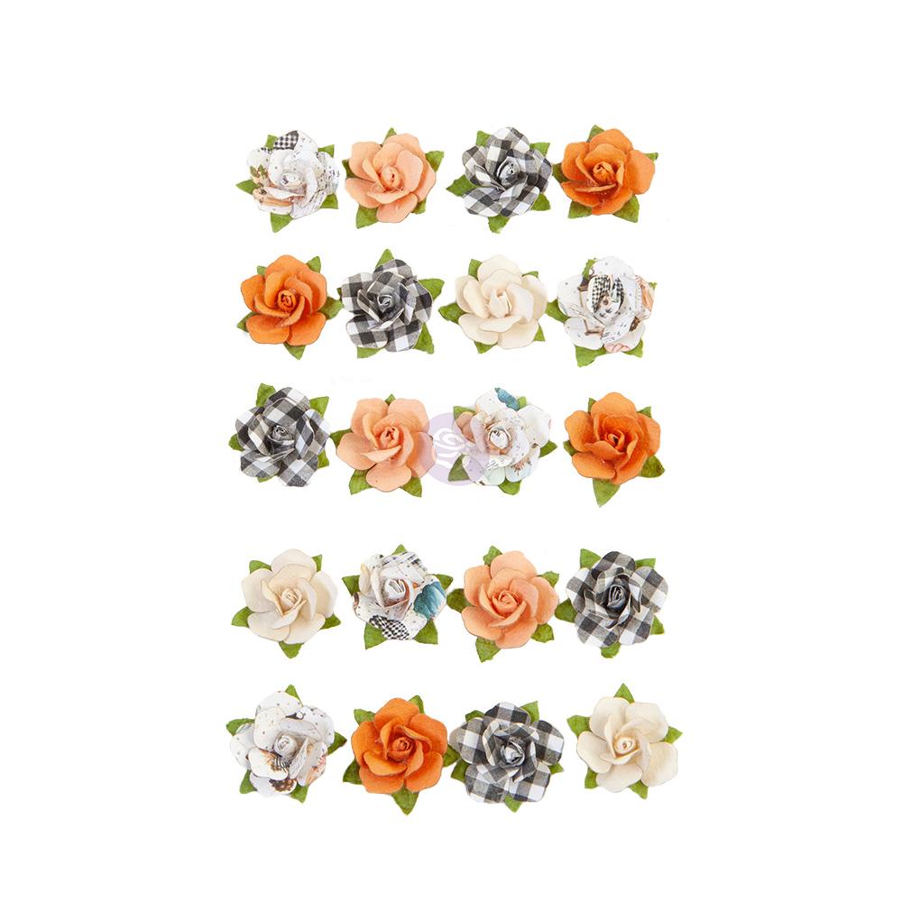 Prima Flowers® Pumpkin & Spice Collection - Cozy Evening -  20 pcs, 1