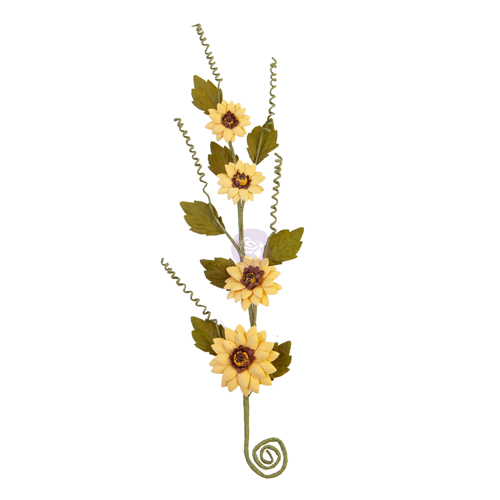 Prima Flowers® Pumpkin & Spice Collection - Thankful -  1 pc, 0.75-1.5