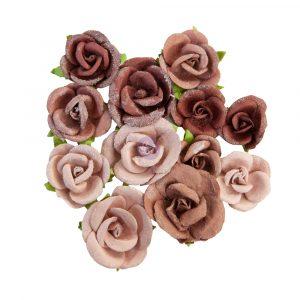 Prima Flowers® Golden Desert Collection - Sahara - 12 pcs / 1.5-2 in