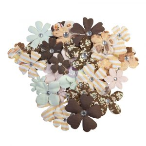 Prima Flowers® Golden Desert Collection - Nogal - 36 pcs / 1-2 in