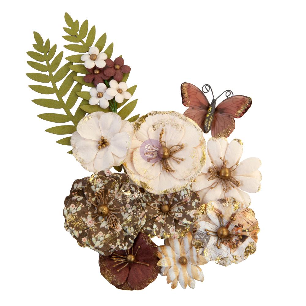 Prima Flowers® Golden Desert Collection - Peyote - 12 pcs / 0.5-2.5 in