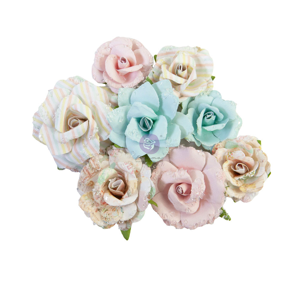Prima Flowers® Magic Love Collection - Stardust - 8 pcs / 1.25 -2 in