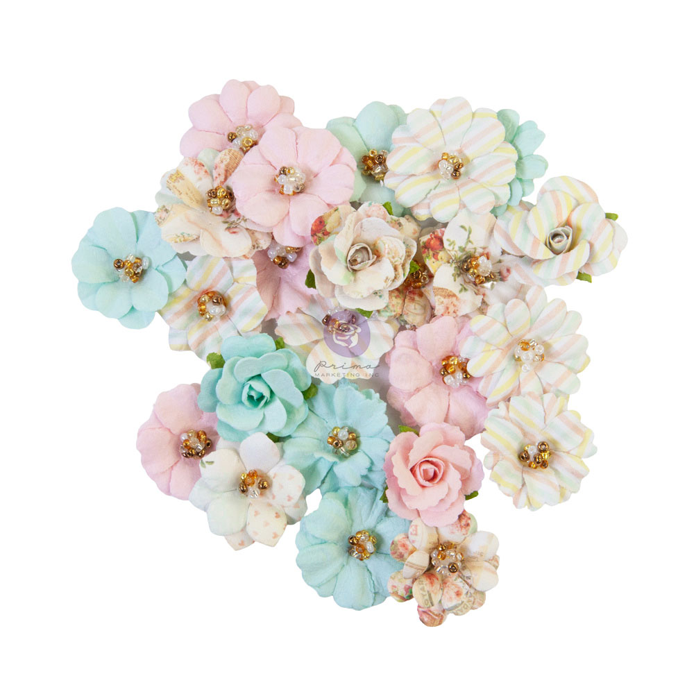 Prima Flowers® Magic Love Collection - Pixies -  24 pcs / 1 in