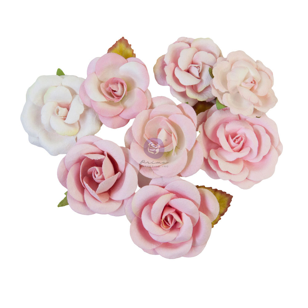 Prima Flowers® Magic Love Collection - Pink Dreams -  8 pcs / 1.5-2 in