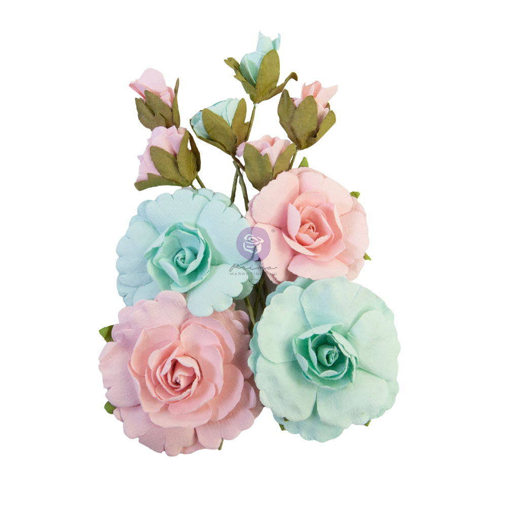 Prima Flowers® Magic Love Collection - Forever -  10 pcs / 0.8-2.5 in