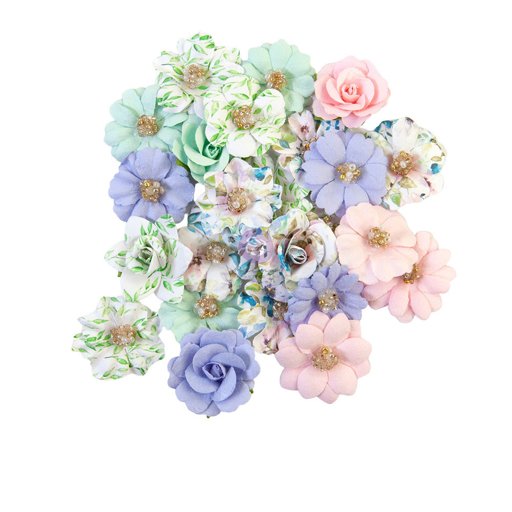 Prima Flowers® Watercolor Floral Collection - Tiny Colors -  24/ 1 in