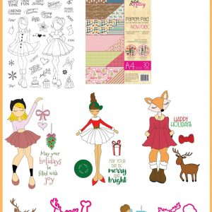 Julie Nutting Christmas Kit