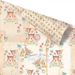 Heaven Sent 2 - 12X12 Paper