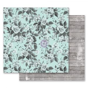 Flirty Fleur  12x12 Paper - Something Floral