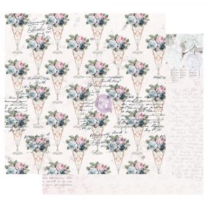 Poetic Rose 12x12 Sheet - Sweet Taste