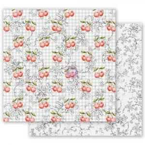 Fruit Paradise 12x12 Sheet - Cherry Galore