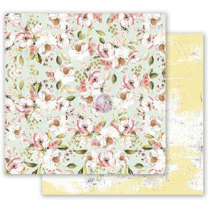 Fruit Paradise 12x12 Sheet - Blooming Season