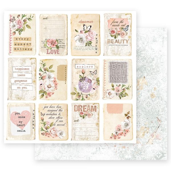 Apricot Honey - 12x12 Sheet - Happiness Looks Good On You