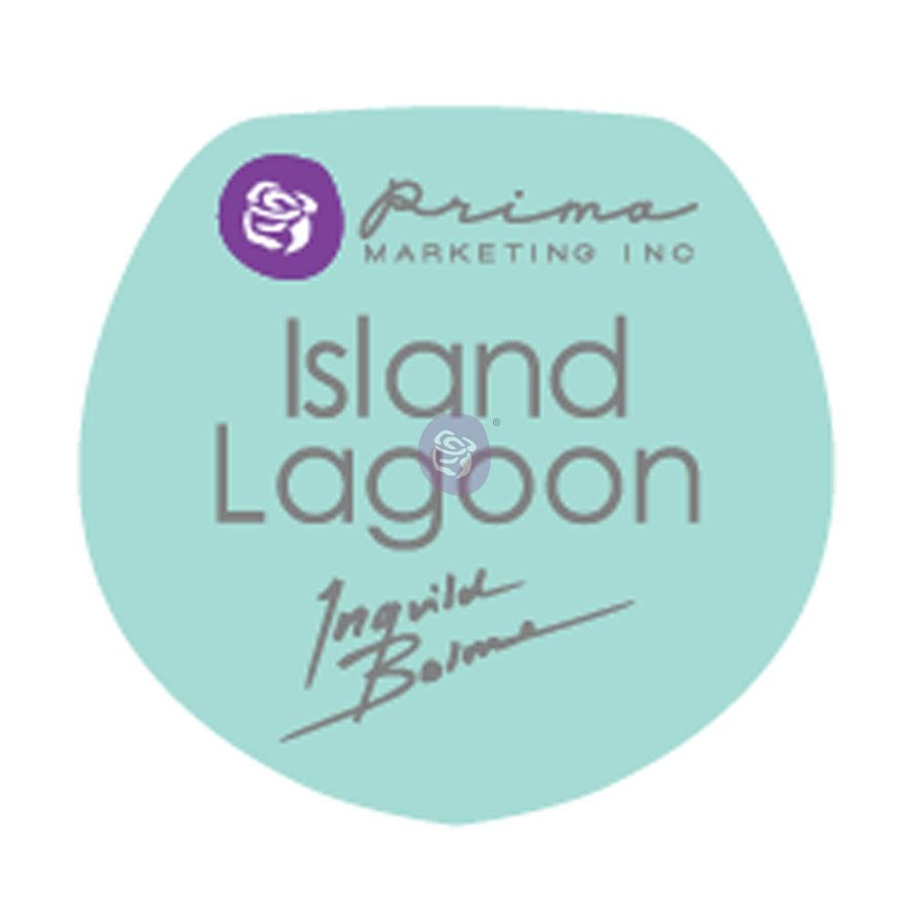 "Chalk Edger - ""Island Lagoon"""