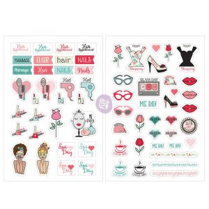JN Planner Stickers - Beauty