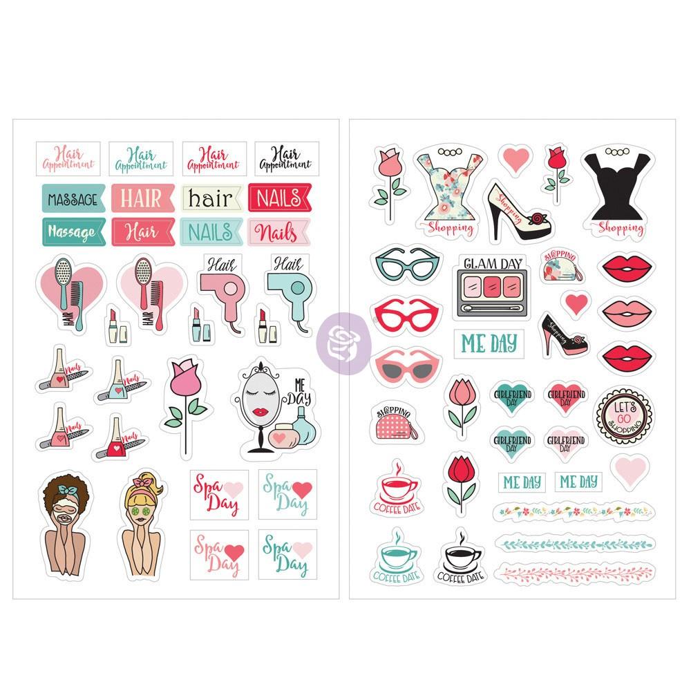 JN Planner Stickers - Beauty