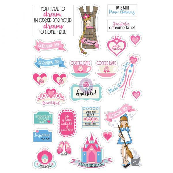 JN Planner Stickers - Fairytales