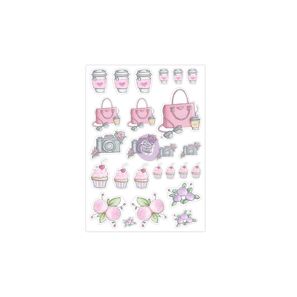 "Josefina Planner Stickers ""Strawberry Dreams"""