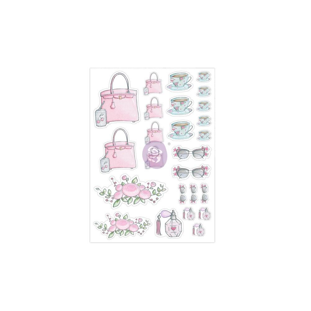 "Josefina Planner Stickers ""Tea Time"""