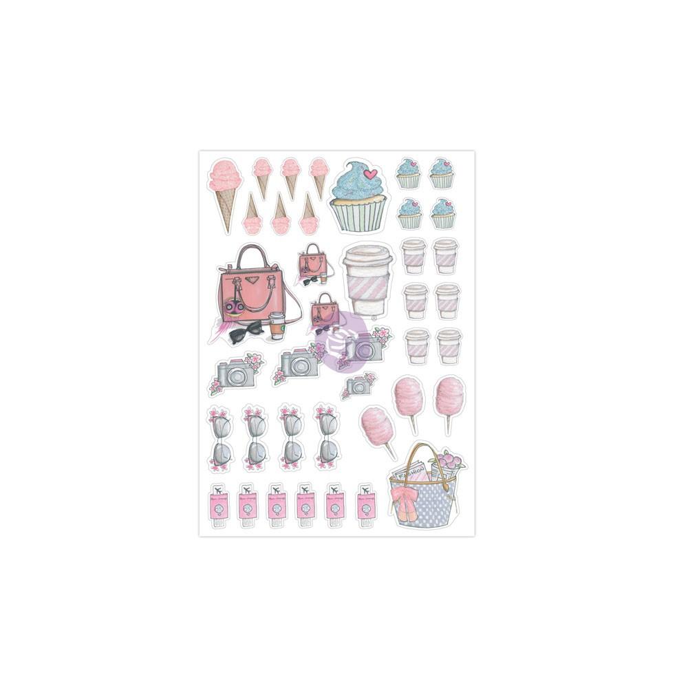 """Josefina Planner Stickers """"Bon Voyage"""""""