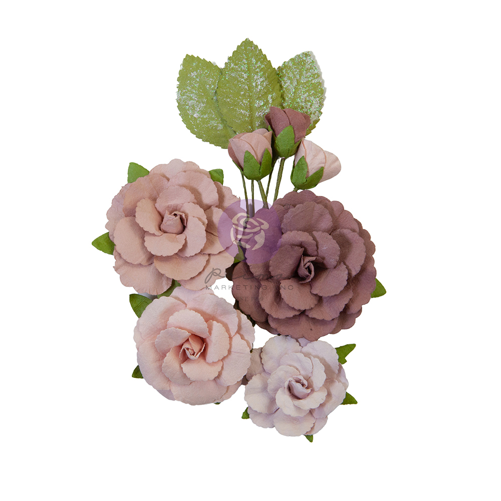 """Sharon Ziv Collection Flowers - Mystic Roses - 10 pcs / 0.5-2"""""""