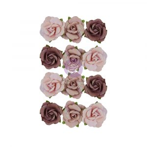 """Sharon Ziv Collection Flowers - Ethereal Flora - 12 pcs / 1.25"""""""