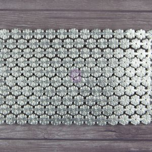 Dresden- Daisy Chain Large -Silver