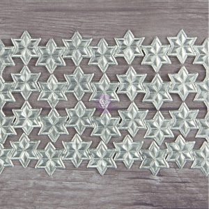Dresden- Star Chain-Silver