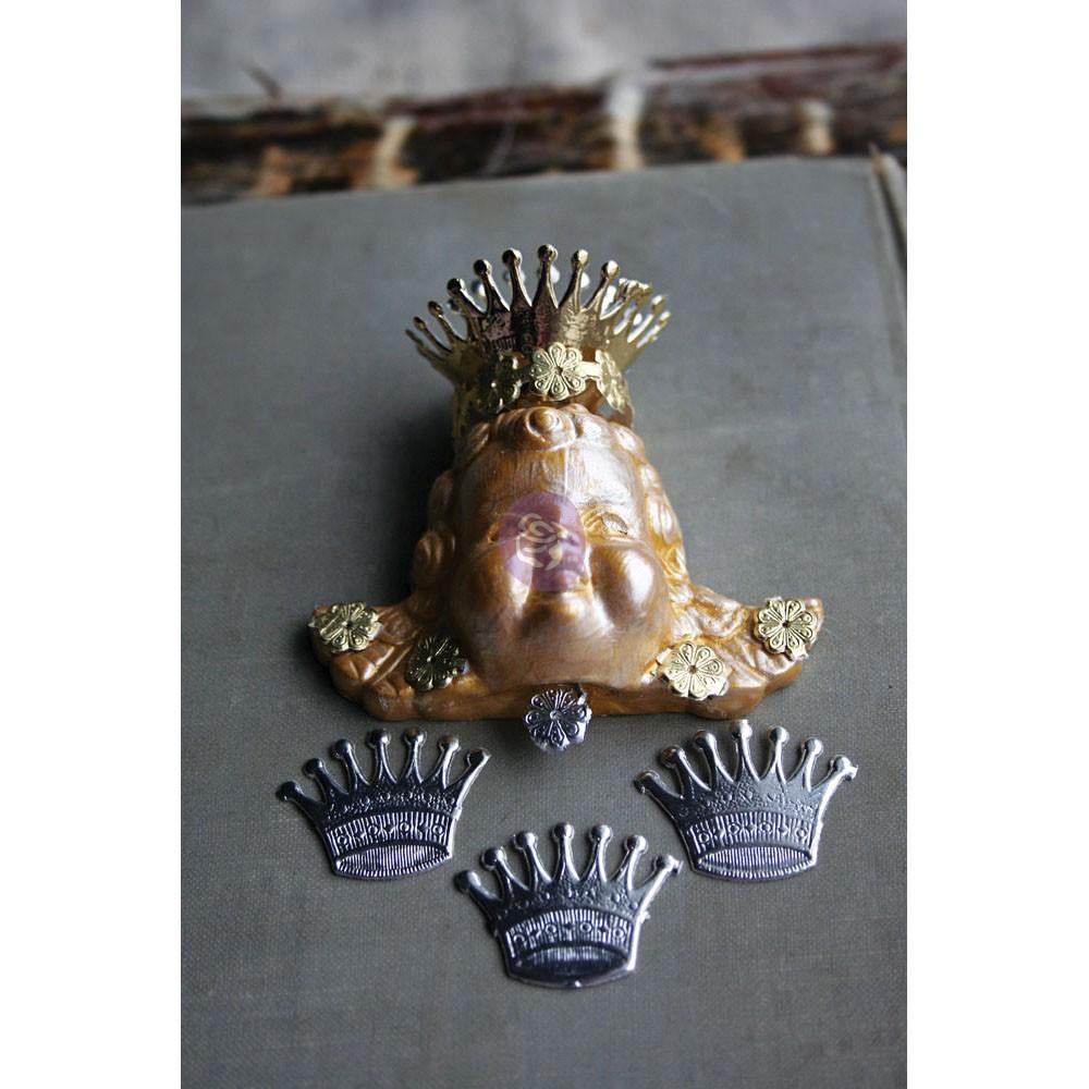 Dresden - Trumpet Crown Gold