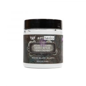 Art Basics - Heavy Gesso - White (8.5 fl. oz.)