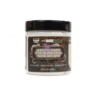 Art Extravagance- Texture Paste - White Sand 8.45oz (250ml)