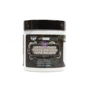 Texture Paste - White Crackle (8.5 oz.)