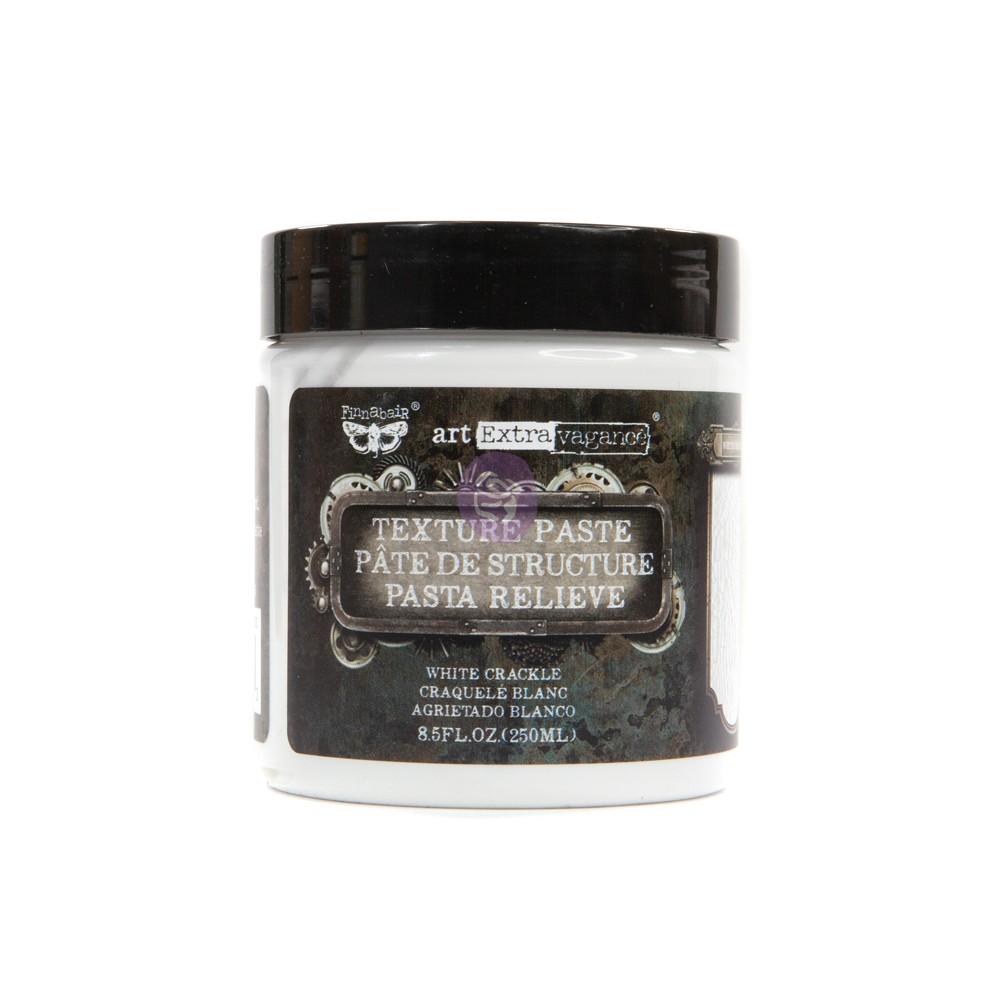 Texture Paste - White Crackle (8.5 oz.)