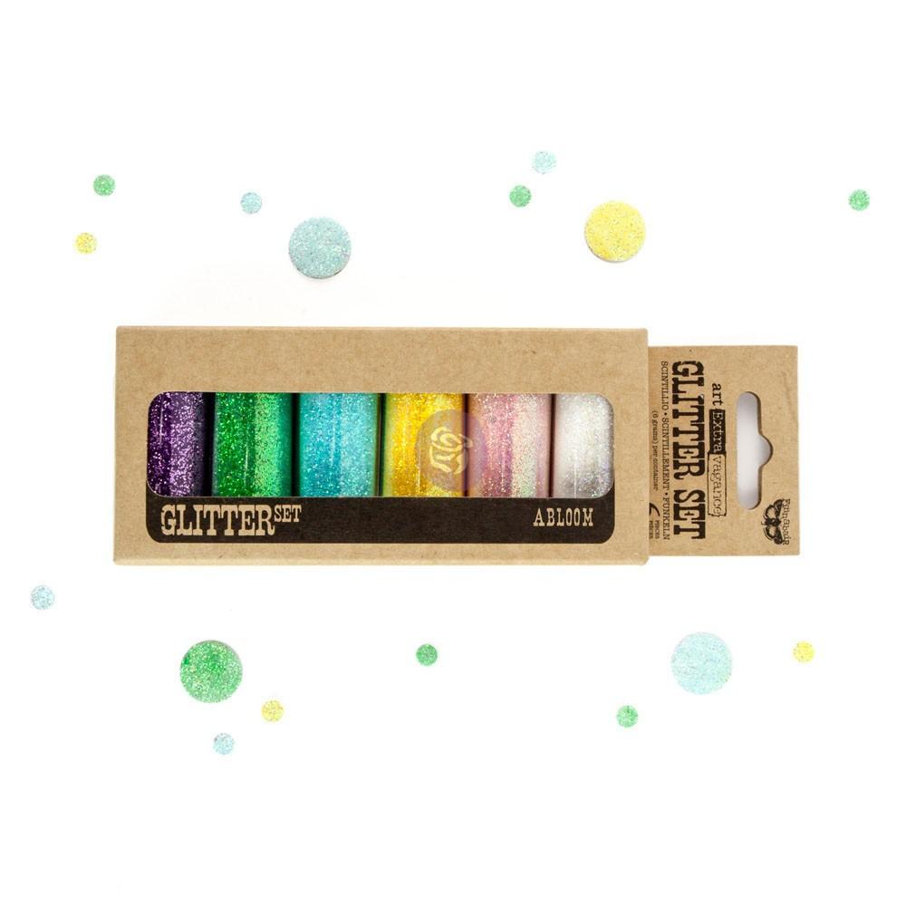 Art Ingredients - Glitter Set - Abloom