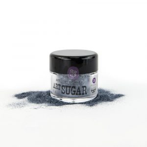 Art Ingredients-Art Sugar: Antique Silver 6g