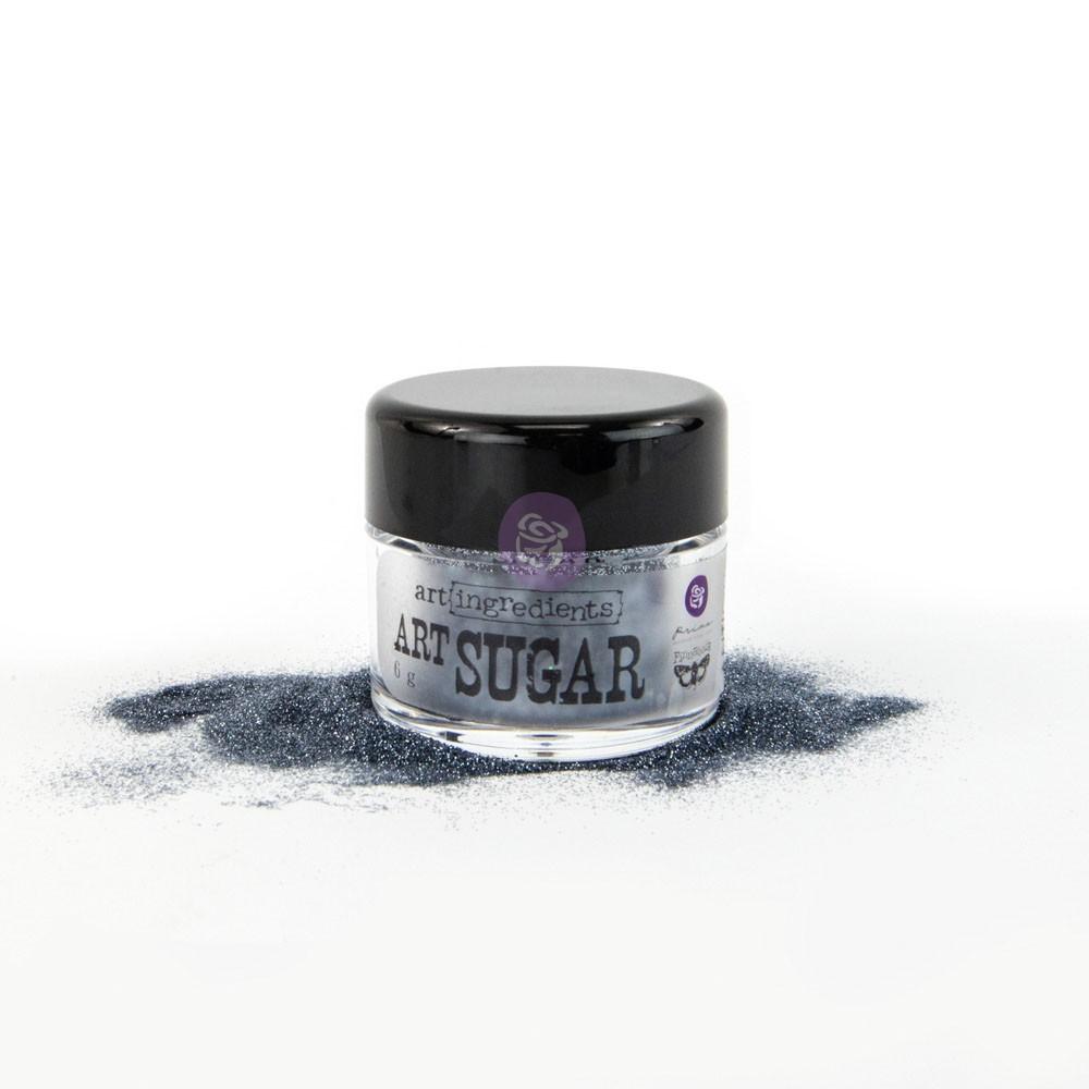 Art Ingredients-Art Sugar: Antique Silver 6g