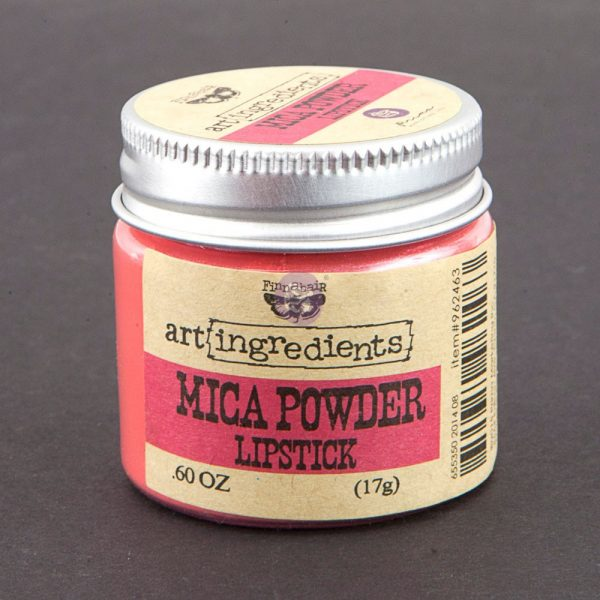 Art Ingredients-Mica Powder: Lipstick 17g