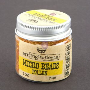 Art Ingredients-Micro Beads: Pollen 57g