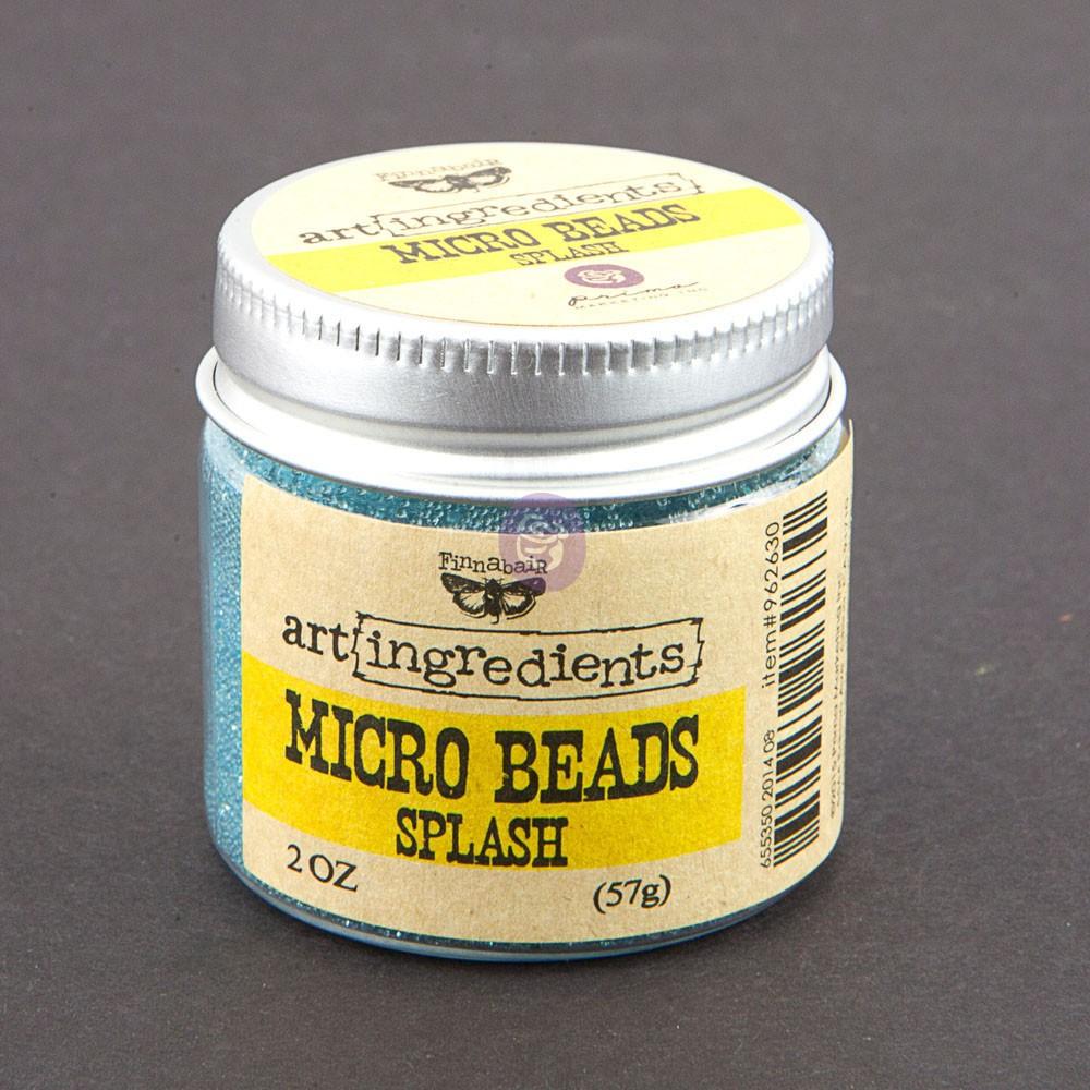 Art Ingredients-Micro Beads: Splash 57g