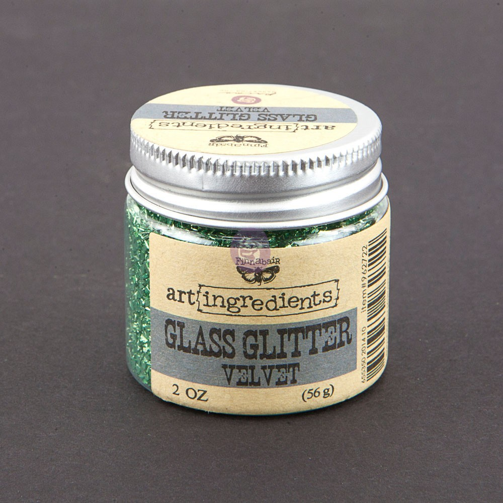 Art Ingredients-Glass Glitter: Velvet 56g