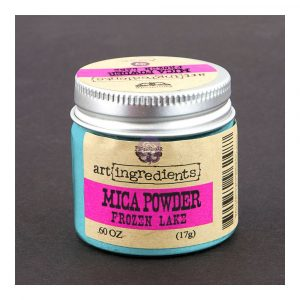 Art Ingredients-Mica Powder: Frozen Lake 17g