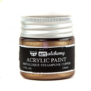 Art Alchemy-Acrylic Paint-Metallique Antique Copper 1.7oz