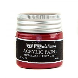 Art Alchemy-Acrylic Paint-Metallique Bourdon 1.7oz